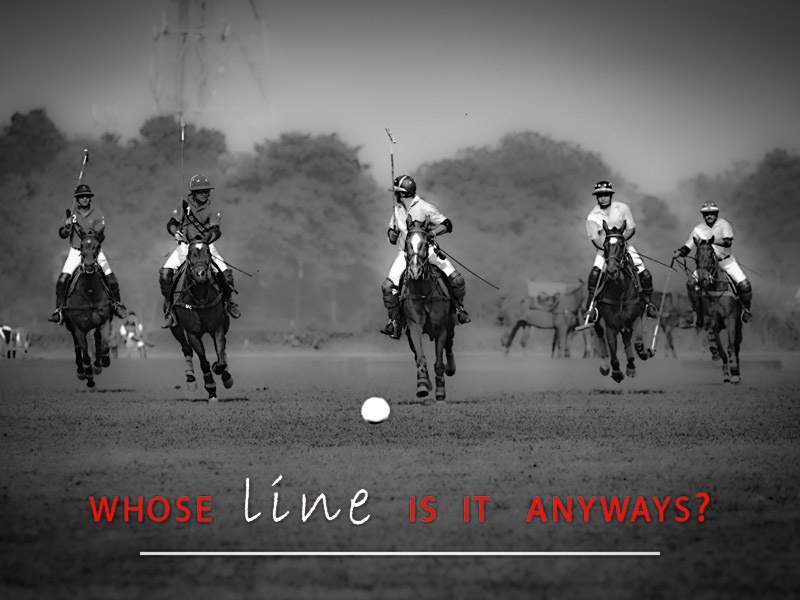 POLO GAME RULES - RIGHT OF WAY 2020